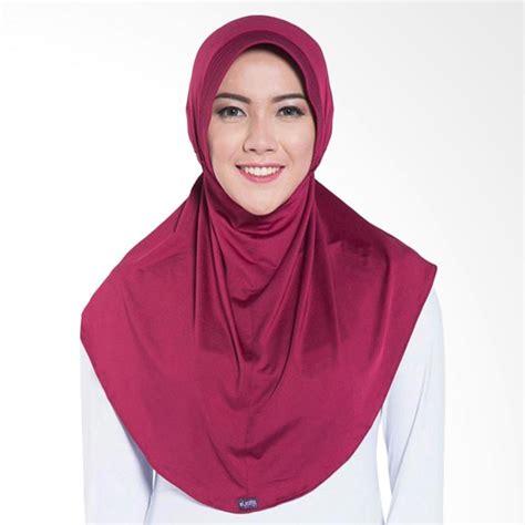 Jilbab Instan By Elzatta elzatta 2018 katalog terbaru bergo serut belakang jilbab