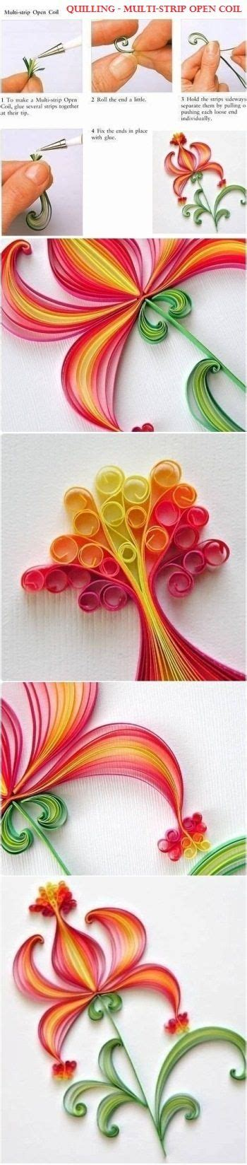 paper quilling tutorial step by step 1000 images about quilling and paper flower tutorials on