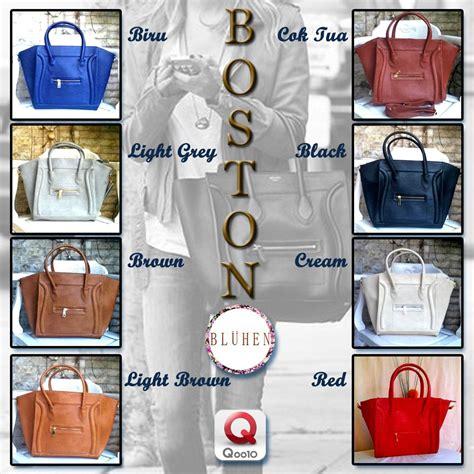 Tas Boston Combi Murah free ongkir new arrival updated tas wanita tas casual