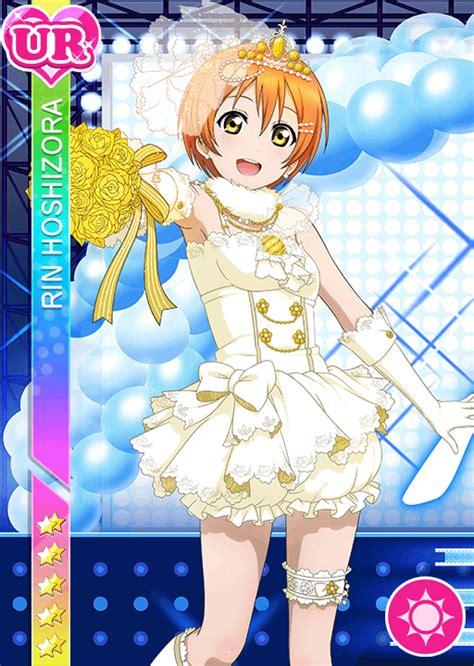 live school idol festival card template ur school idol tomodachi cards album 872 hoshizora rin ur