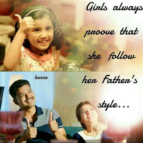 dad daughter tamil movie quotes yeah proud to be daddy s girl daddy daughter kid