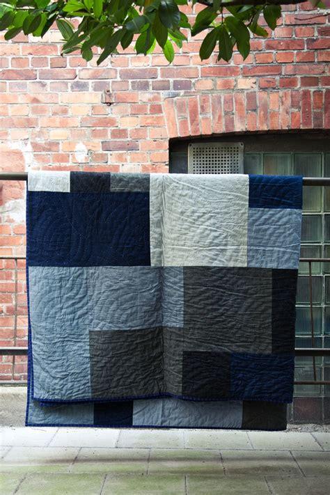 Apc Quilts by A P C B A Day Quilt Indigo Tr 200 S Bien P I N Q U I L