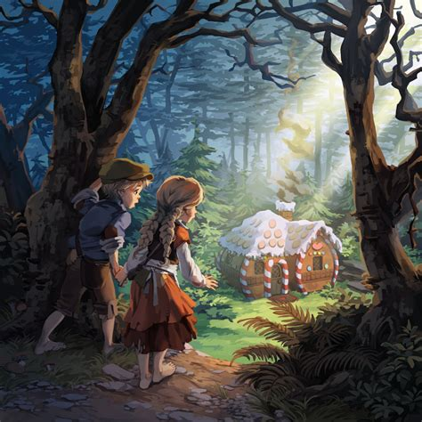 Hansel And Gretel hansel and gretel stories