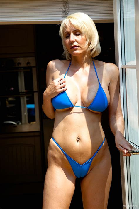 Naked swimsuit milfs