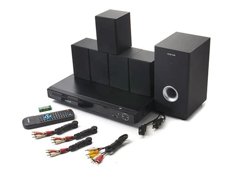 5 1 channel home theater w dvd player