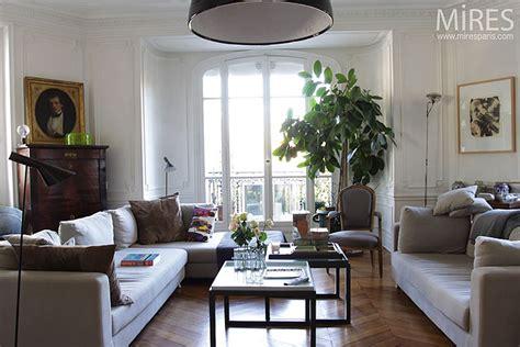 Deco Appart Haussmannien by D 233 Coration Appartement Haussmannien Contemporain