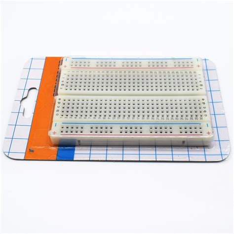 Dompet Rajut Mini 6 5 Cm 1 mini bread board breadboard 8 5cm x 5 5cm 400 holes in integrated circuits from electronic