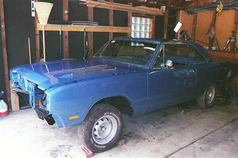 Monicatti Chrysler by 1969 Dodge Gts