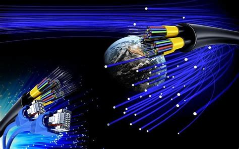 Home Plan by 5 Benefits Of Using Fibre Optic Internet Connectivity How