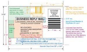 Business Reply Mail Template Postcard Design In Indesign For Postcard Marketing Success