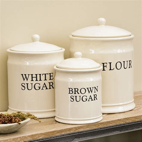 Kitchen Canisters Canada canister sets what s the trend in kitchen canister sets