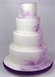 Hochzeitstorte Vintage Lila Lila Fliederfarbene Tortenkunst