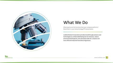 ppt themes for biotechnology modern biotechnology premium powerpoint template slidestore