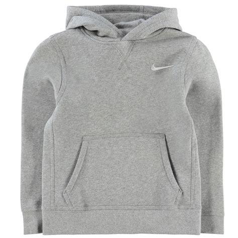 Nike Sweater Sleting Cs Navy nike nike fund fleece junior hoody boys boys hoodies