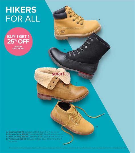 the shoe company the shoe company flyer september 3 to 13
