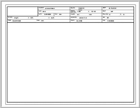 technical data package template cad for display packaging steel rule die design
