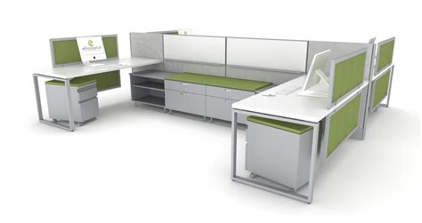 collaborative workstation office furniture ethosource
