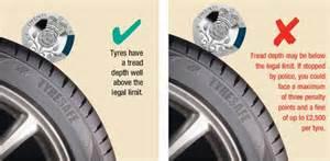 Car Tyre Limit Uk Tyre Tread Depth Best Buy Tyres