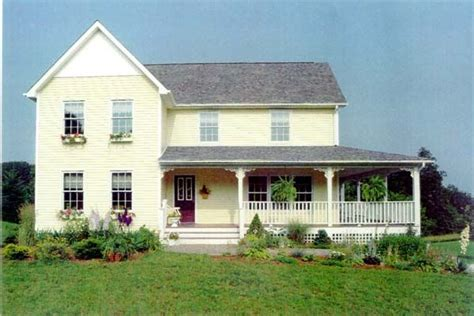 house plans country farmhouse country farmhouse house plan 41014