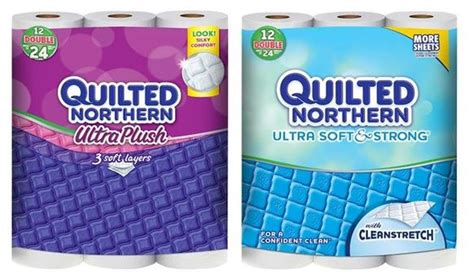 Quilted Northern 12 Pack by Target Quilted Northern Ultra Soft Strong Bathroom