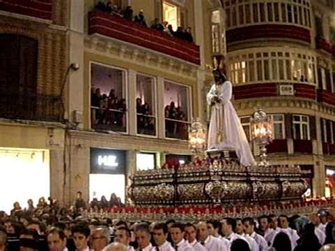 imagenes lunes santo malaga el cautivo por tribuna oficial m 225 laga semana santa 2013