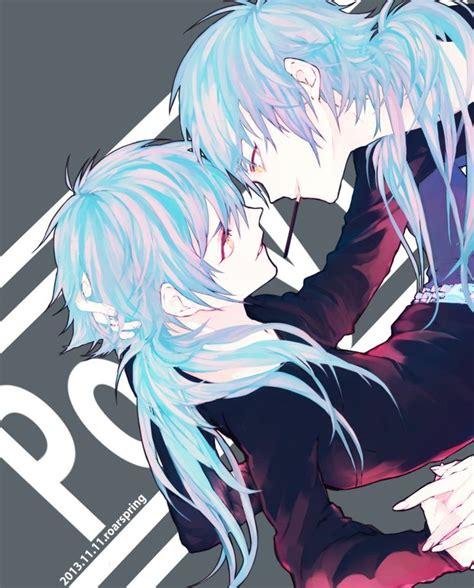 Aoba Dmmd 23 best dmmd aoba x sly blue images on