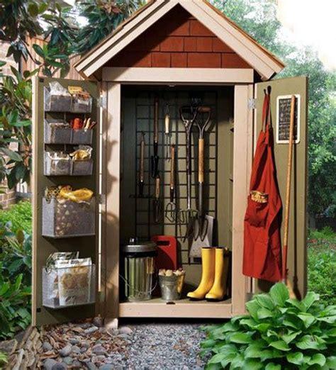 home dzine build  basic garden shed firewood