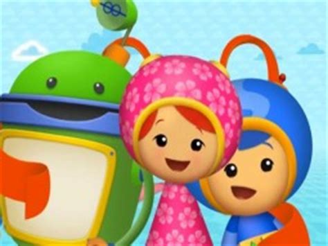 team umizoomi | pt walkley | page 2