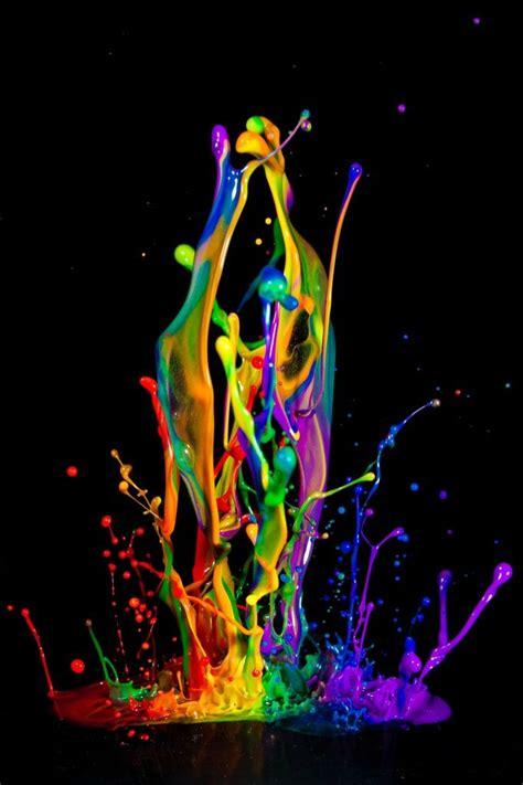 water color splash colored water splash multicolors water