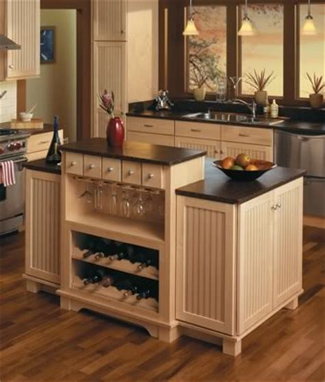 kitchen island with storage kitchen helpful tools merillat