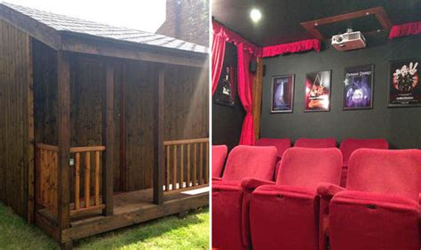 torii cinema company man builds plush home cinema