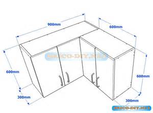 Small Kitchen Design Plans muebles de cocina plano de alacena de melamina esquinera