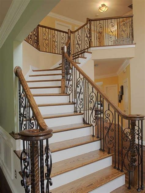 Grills Stairs Design Unique Stair Grills Can Add A Quality Look To Your Home