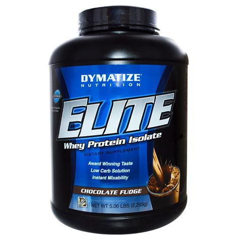 L Whey Protein Dymatize Nutrition Elite Whey Protein Isolate Chocolate