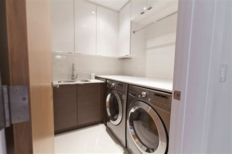 home design laundry room modernist house modern laundry room toronto by