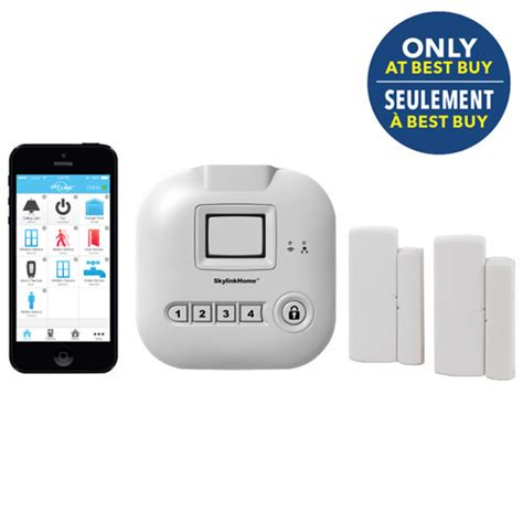 skylinknet security solutions home alarm system skbb 2s