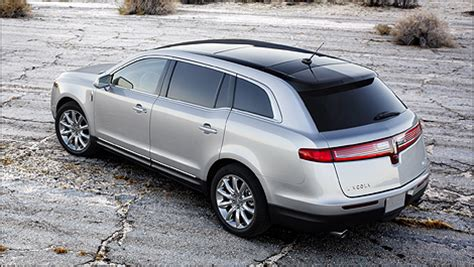 lincoln minivan 2010 lincoln mkt preview
