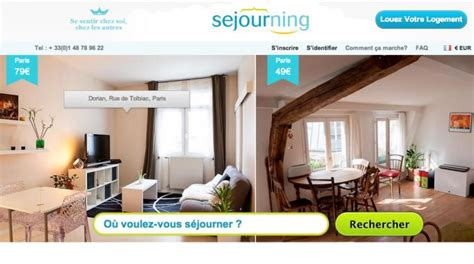 Louer Appartement Pendant Les Vacances 1476 by Le Comparatif Des De Location Courte Dur 233 E D