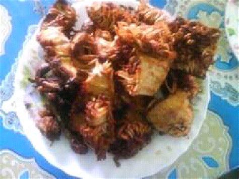makanan tradisi  banjar suteraungu