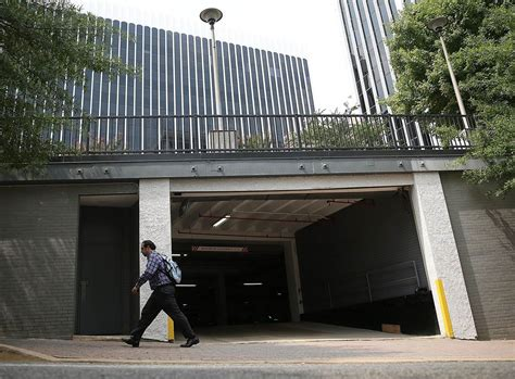 throat garage from watergate to be razed