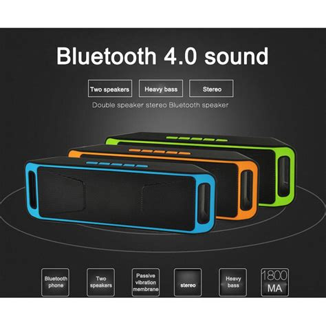Cuci Gudang Usb Bluetooth Adapter Usb Bluetooth V 4 0 Dongle Mini speaker bluetooth stereo sc 208 black jakartanotebook