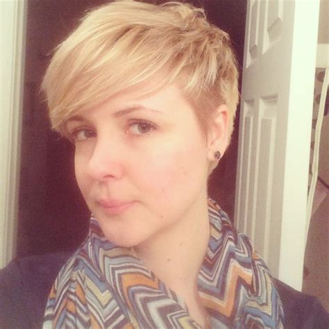 pixie one side shaved 17 best images about hair on pinterest short pixie my