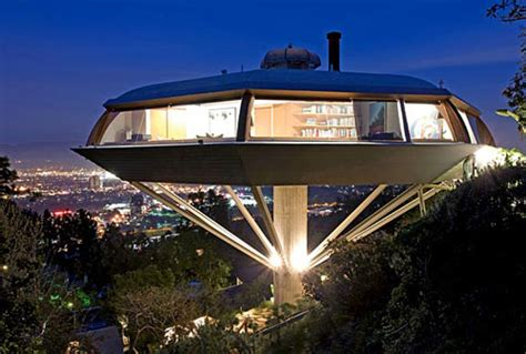 Mid Valley Floor Plan by Icon John Lautner S Chemosphere House Daily Icon