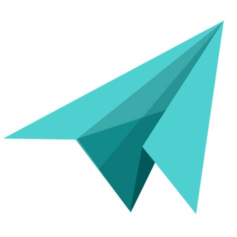 Paper Plane - paper airplane icon