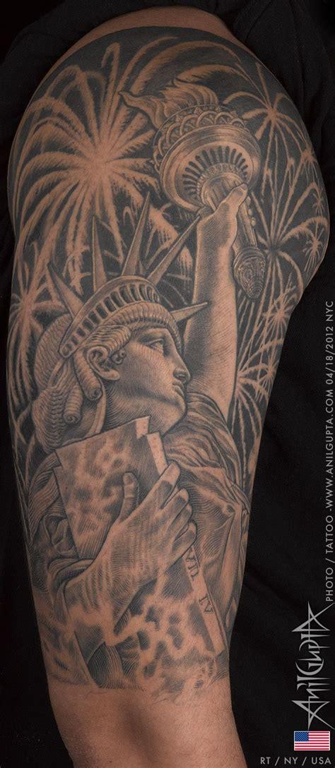inkline tattoo by anil gupta at inkline studio in manhattan ny