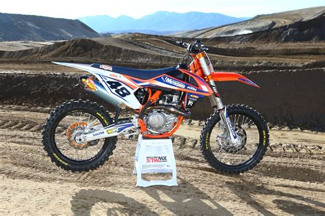 Factory Ktm Ktm 450 Sx F Factory Edition Fmf Factory 4 1 Test