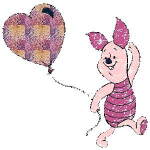 imagenes de winnie pooh y piglet piglet de winnie the pooh im 225 genes animadas gifs y