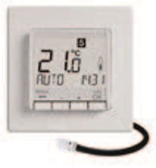 Ditra Heat Floor Temperature Sensor - schluter ditra heat thermostat