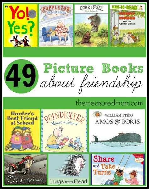 friendship picture books a list of books about friendship the measured