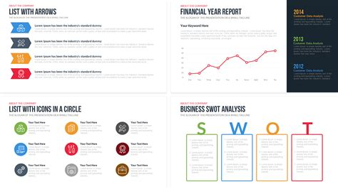 templates for company profile company profile free powerpoint template slidebazaar